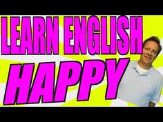 Learn English with the #1 Song Called HAPPY! (+playlist)