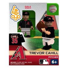 OYO Figure Arizona Diamondbacks Trevor Cahill