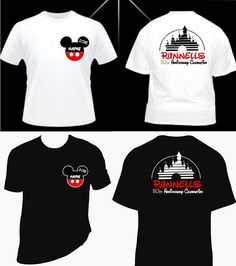 Free Shipping Custom Disney Minnie Mickey Family by XtremeBoutique