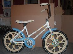 Vintage  Bicycle, Care Bears, childs 18 inch