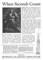 Met Life New York 1926 Ad Picture