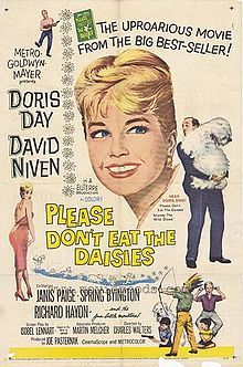 Please don't eat the daisies - 1960