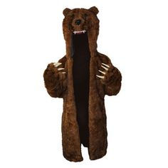 Official Bear Coat, $170, now featured on Fab.