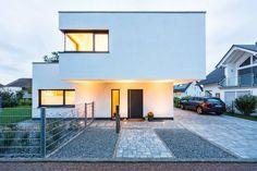 Casas modernas por Helwig Haus und Raum Planungs GmbH
