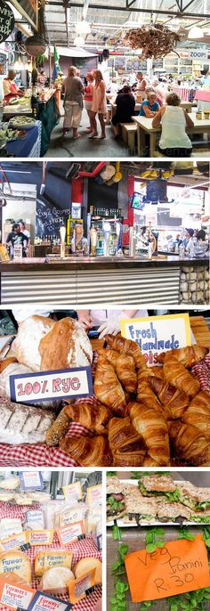 Hout Bay - The Bay Harbour market - Sat & Sundays 9.30 - 4pm