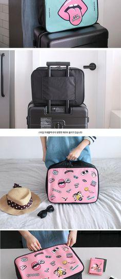 Suitcase Travel Organizer