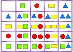 Antwoorden vormen 2, free printable