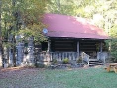 Private Nashville Log Cabin on 35 Acres. Pet Friendly!