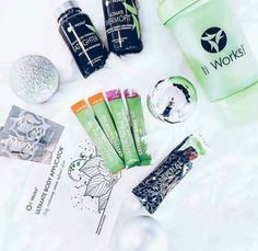 Hi guys!! I'm needing to update my It Works! Global portfolio. If you see something that interests you, shoot me a message 443.595.6665 1. Confianzia- reduce stress (holidays are coming up!!!) 2. Lavender essential oil -sleep better, relax easier 3. Fat Fighters- prevent weight gain (again, holidays are coming up ) 4. Relief- healthy joint function, joint pain 5. Repairage- repair aging! 6. Preventage- prevent aging! 7. Lemon essential oil-make you're house smell amazing, boost your…