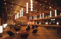 Hotel Okura in Tokyo