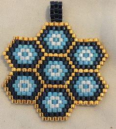 Risultati immagini per miyuki vav Seed Bead Jewelry, Seed Bead Earrings, Peyote Patterns, Beading Patterns, Bead Crafts, Jewelry Crafts, Beaded Banners, Native Beadwork, Bead Loom Bracelets