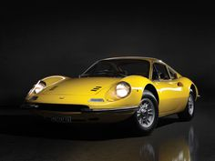 1970 Ferrari Dino 246 GT 'L-Series' | Paris 2015 | RM AUCTIONS