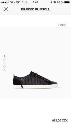 Shoes from ZARA