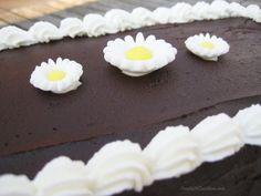 Cake del Diavolo con ganache alla cioccolata