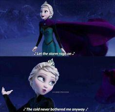 Let it go...........
