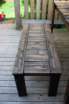 Outdoor Patio Set Made With Recycled Wooden Pallets Benches & Chairs Desks & Tables Lounges & Garden Sets