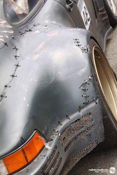 RWB/ RAUH-Welt BEGRIFF (Japanese Porsche Tuner)