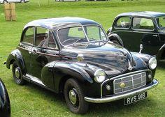 1953 Morris Minor II