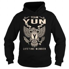 Team YUN Lifetime Member - Last Name, Surname T-Shirt #name #tshirts #YUN #gift #ideas #Popular #Everything #Videos #Shop #Animals #pets #Architecture #Art #Cars #motorcycles #Celebrities #DIY #crafts #Design #Education #Entertainment #Food #drink #Gardening #Geek #Hair #beauty #Health #fitness #History #Holidays #events #Home decor #Humor #Illustrations #posters #Kids #parenting #Men #Outdoors #Photography #Products #Quotes #Science #nature #Sports #Tattoos #Technology #Travel #Weddings…
