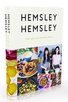 Cookbook | HEMSLEY + HEMSLEY - healthy food and living #wishlist