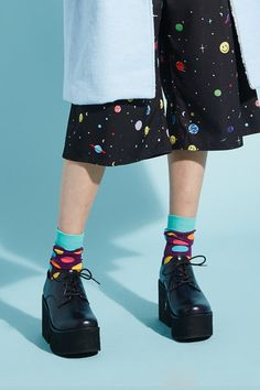 Happy Socks Big Dots Socks Purple - THE WHITEPEPPER http://www.thewhitepepper.com/collections/new-in/products/happy-socks-big-dots-socks-purple