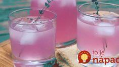 Levanduľová limonáda zlikviduje bolesť hlavy, stres aj nádchu: Recept na najlepší letný nápoj, ktorý vám zlepší život!