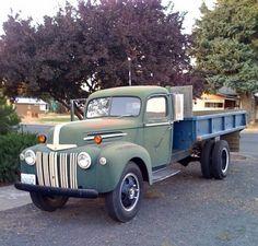 1946 Ford Dump Truck