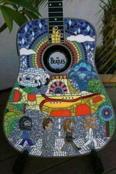 Guitarra Beatle