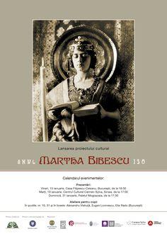 "Lansarea Anului Cultural ""Martha Bibescu 130"" Marcel Proust, Royals, Calendar, Lost, Culture, Search, Movie Posters, Searching, Film Poster"