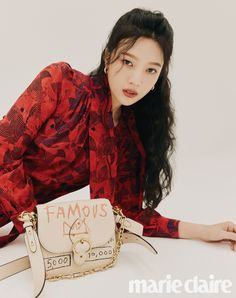 Lulamulala (@Lulamulala) / Twitter Marie Claire, Kpop Girl Groups, Kpop Girls, Red Velvet Photoshoot, Joy Instagram, Joy Rv, Red Velvet Joy, Park Sooyoung, Thing 1