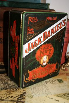 Jack Daniel's my dad had these cards when i was growing up