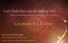 Creations by Liv Free