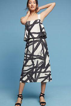 WHIT Broadway Midi Dress