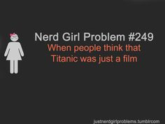 Really?  Seriously??  I must be old because I was born when there were Titanic survivors alive!!!