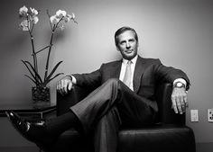 Man headshot portrait. BUSINESS | MIKE McGREGOR