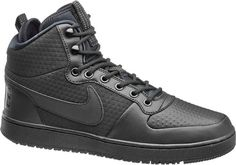 cheaper 0a728 5614a  NIKE  Mid Cuts  Schuhe  Herren  NIKE  Nike  Court  Brough  Mid  Cut   Premium  Winter  schwarz  ootd  outfit  fashion  style  online