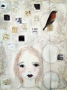 art journal by jeannine