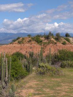 Desierto de la Tatacoa-Huila, Colombia