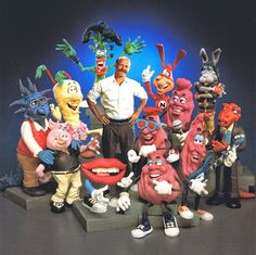 Will Vinton's Claymation Comedy of Horror HQ | STOP MOTION ...