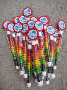 rainbow party favors - Google Search