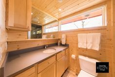 ESCAPE Homes has launched a brand new tiny house resort in northwest Wisconsin! Named the Canoe Bay ESCAPE Village, the resort will be the first large scale tiny house community in the Midwest.