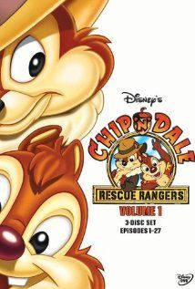 Chip N' Dale Rescue Rangers... back in the day before chip n' dale made you think of strippers first