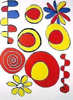 Alexandre Calder! Alexandre Calder (Lawton, Pensilvânia, 22 de julho de 1989 – Nova Iorque, 11 de novembro de 1976) Filho e neto de escultores, nasceu na Pensilvânia, Estados Unidos, em 1898. Formo…