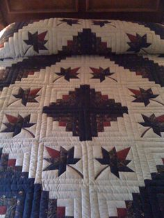 Lancaster County Amish Hand Quilted Queen by AmishHiddenTreasures