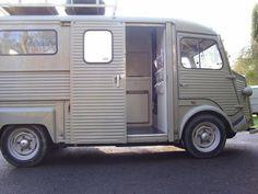 1970 Citroen H / HY Camper -