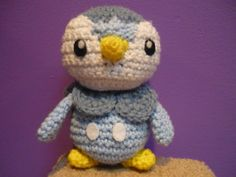 No, I'm not dead; just lazy. Anyway, here's a Piplup patten. Any problems, let me know; I wrote this out a while after I finished him.  Ma...