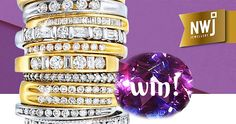 If you celebrate your birthday in May, you could Win worth of jewellery from NWJ.