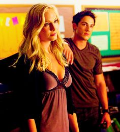 Caroline, The Vampire Diaries