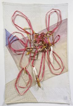 louise bourgeois, untitled, 2008, The Fabric Works, Hauser and Wirth,