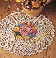 Spiral Doily 1949 Vintage Crochet Pattern by Knotables on Etsy Crochet Doily Patterns, Crochet Doilies, Pretty Patterns, Vintage Patterns, Crochet Thread Size 10, Lovely Shop, Vintage Crochet, Vintage Knitting, Irish Crochet
